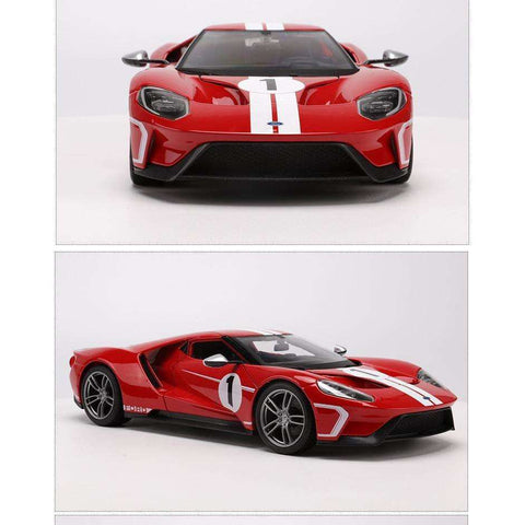 Image of 2017 Diecast Ford GT Sports Car