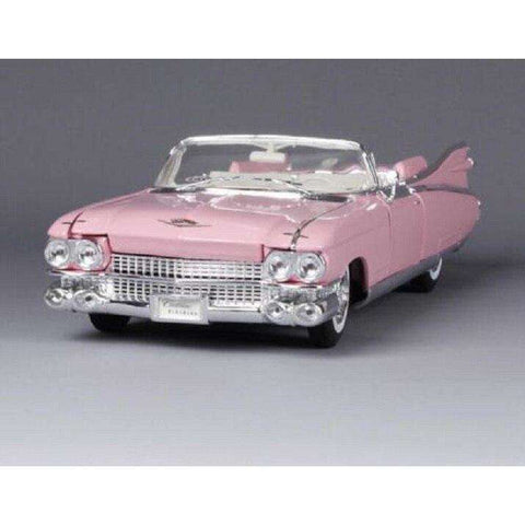 Image of 1959 Diecast Cadillac ELDORADO BIARRITZ  Model Toy Car