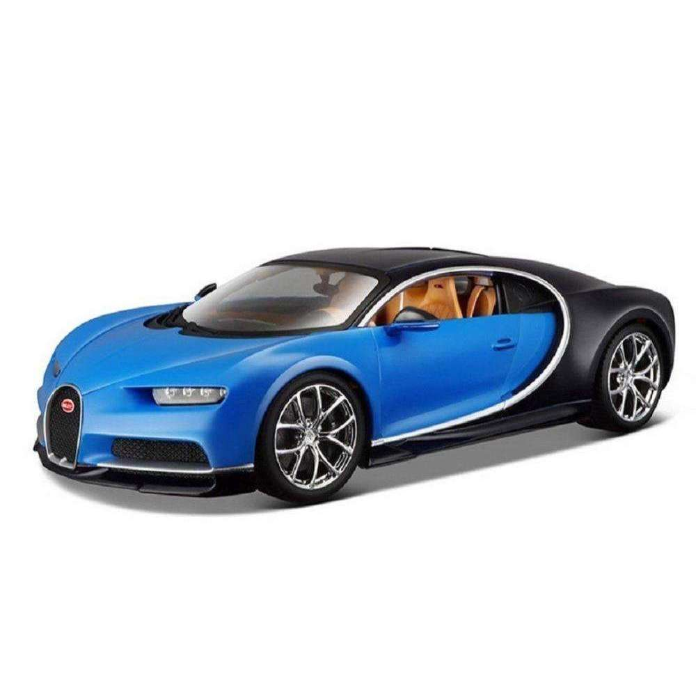 2016 Diecast Bugatti Chiron Model Racing Car