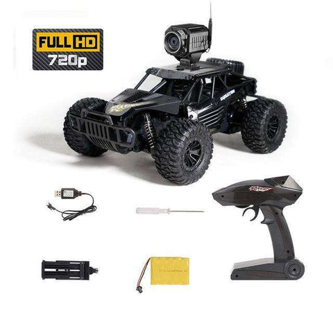 Image of 25KM/H Remote Control Climb Off-Road Buggy with 720P HD Camera