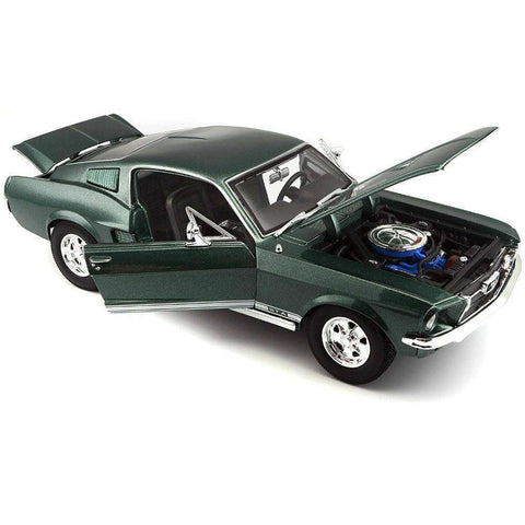 Image of 1967 Diecast Model Ford Mustang GTA Fastback Sports Car
