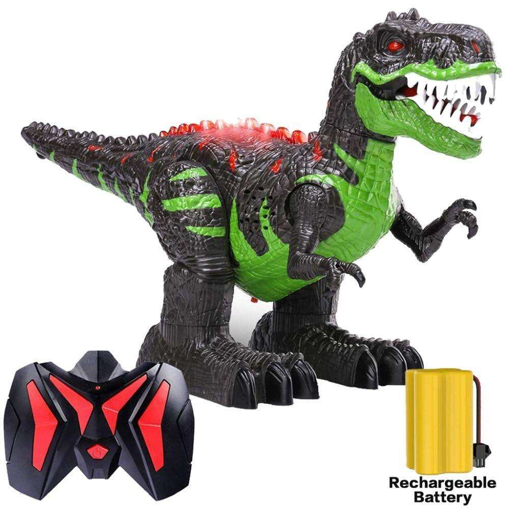 Remote Control Robot Dinosaur toy Educational Toys for Child(TD)