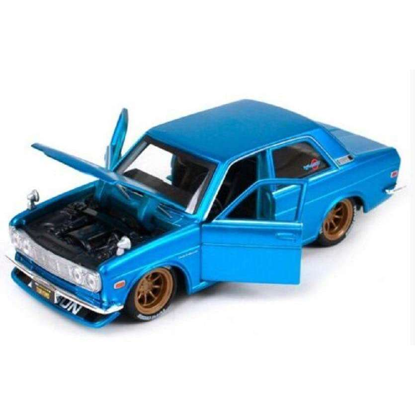 1971 Diecast Model Datsun 510 Race Car