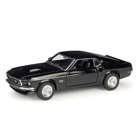 1969 Diecast Model Ford Mustang Sports Car