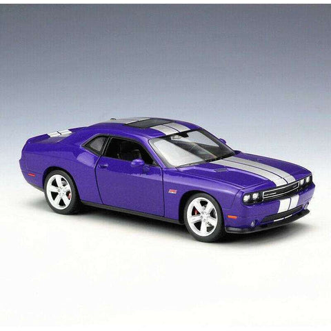 Image of 2012 Diecast Model Dodge Challenger SRT Sports Car