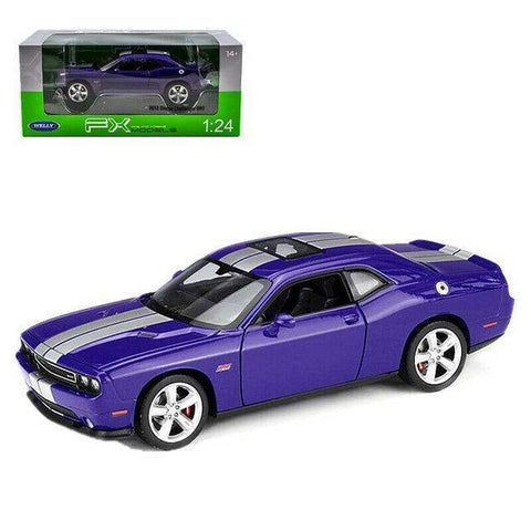 2012 Diecast Model Dodge Challenger SRT Sports Car