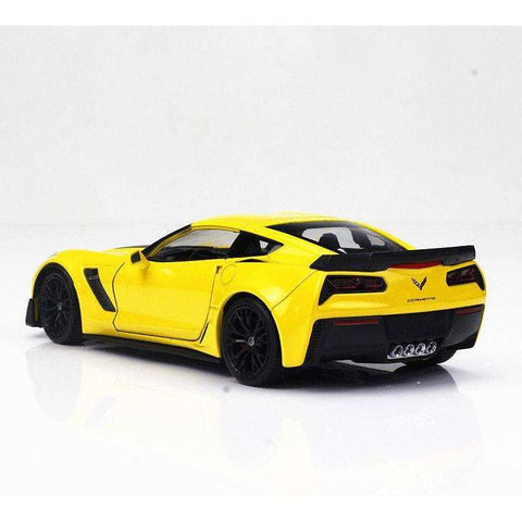 2015 Diecast Model Corvette Z06 Sports Car