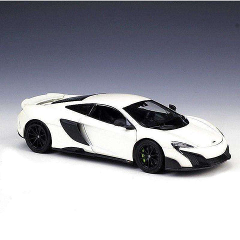 Image of Diecast Model Mclaren 675LT Super Car