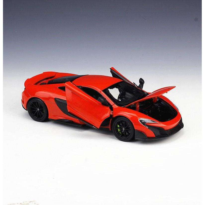 Diecast Model Mclaren 675LT Super Car