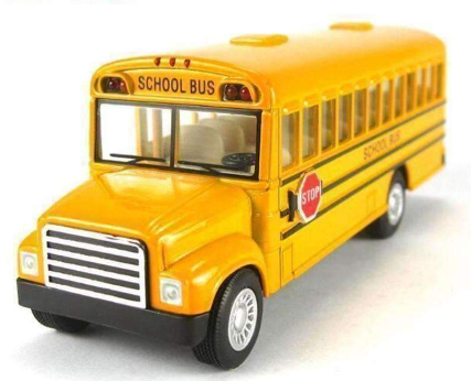 All-American Replica School Bus (Pullback)