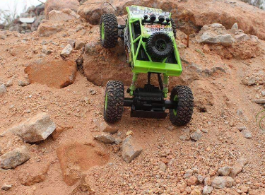Monster 4.4 Rock Climber RC Buggy