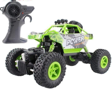Image of Monster 4.4 Rock Climber RC Buggy