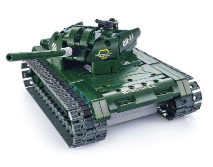 2.4G Fighter RC Battle Tank