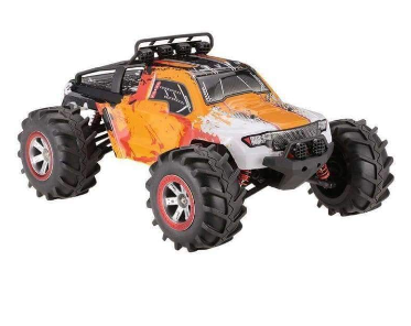 Electronic High-Speed 4WD RC Buggy