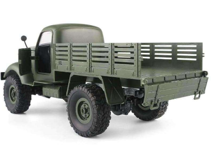 4/6 Wheeler Off-Road Military Conveyor Truck