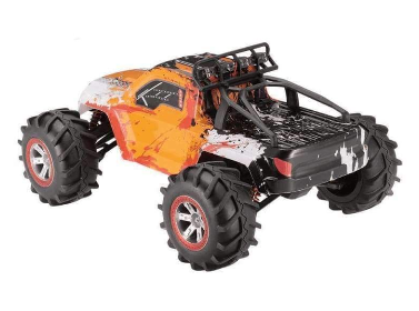 Image of Electronic High-Speed 4WD RC Buggy