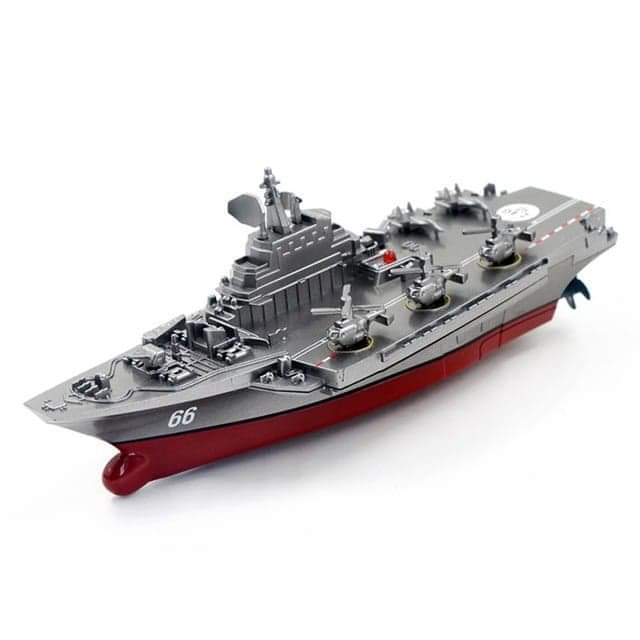 M3304 Aircraft Carrier RC Battleship Boat