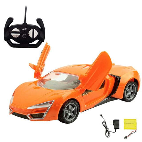 Image of New Electric Showoff Lykan RC Car
