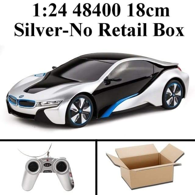 New Electric RC BMW i8 Sport Car Replica