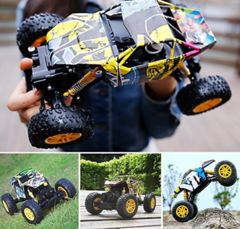 Image of RC 4WD Off Road Thunder Rock Crawler Truck