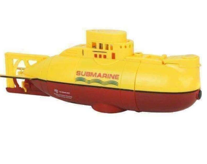 6CH Electric Mini Kids RC Submarine
