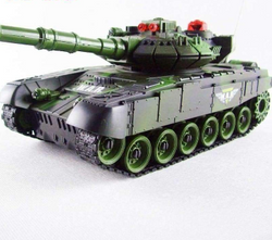Russian RC Army Battle World Tank
