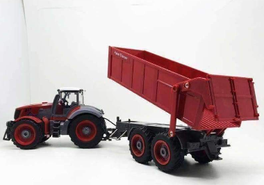 Image of RC Farm Tractor & Dump Truck 6CH
