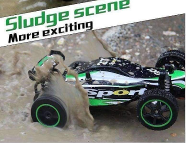 Off Road RC Speed Racer 2.4G- RC