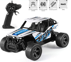Image of Remote Control 4WD Waterproof Wizard Ranger