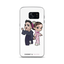 Chonny & Dalena Phone Case - White