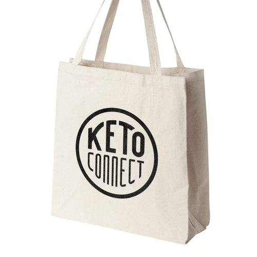 Keto Connect Tote bag