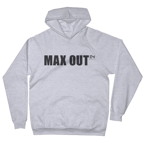 MAX OUT Hoodie (click for color options)