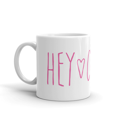 Hey Cuties Mug