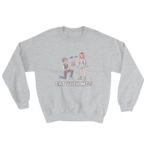 Eat With Me Crewneck