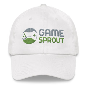 GameSprout Cap - White