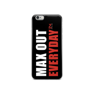 MAXOUT EVERYDAY iPhone Case