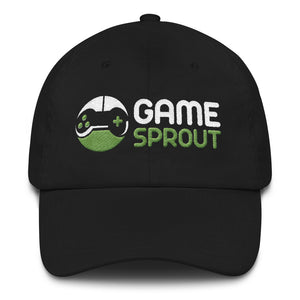 GameSprout Cap - Black