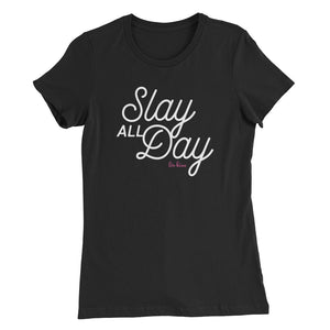 Slay All Day Slim Fit Tee