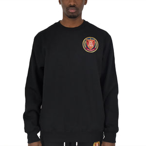 "Men's ""Big Logo"" Crewneck - Black"