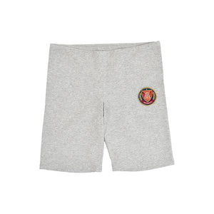 Women's Biker Shorts Grey