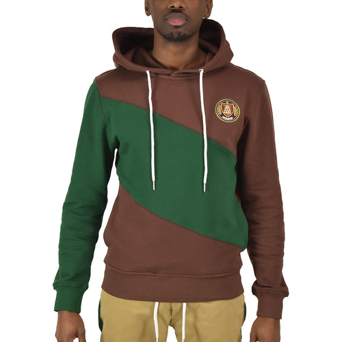 Men's Victory Hoody Brown