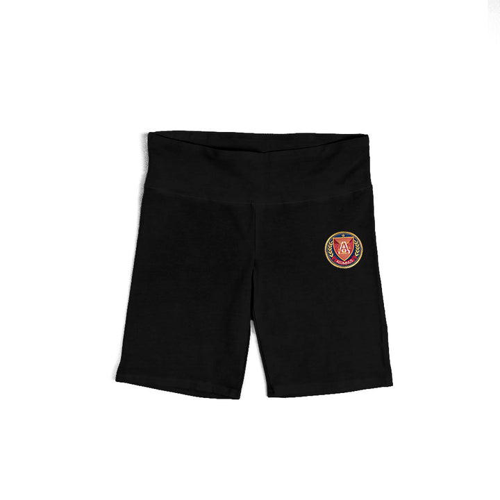 Women's Biker Shorts Black