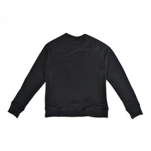 Multi-Colored Crewneck - Black