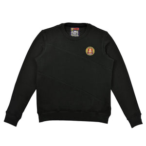 Men's Victory Crewneck - Black