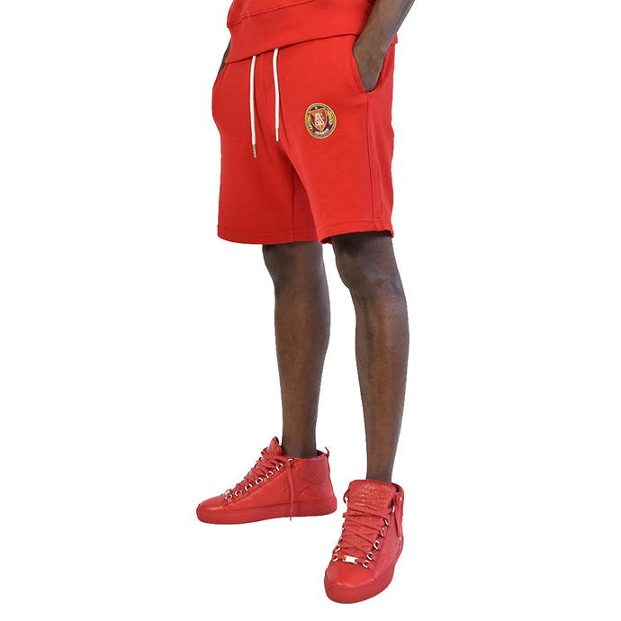 Men's Shorts - Candy Red