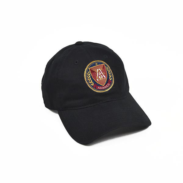 Center Seal Hat - Black