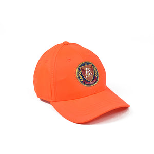 Center Seal Hat - Neon Orange