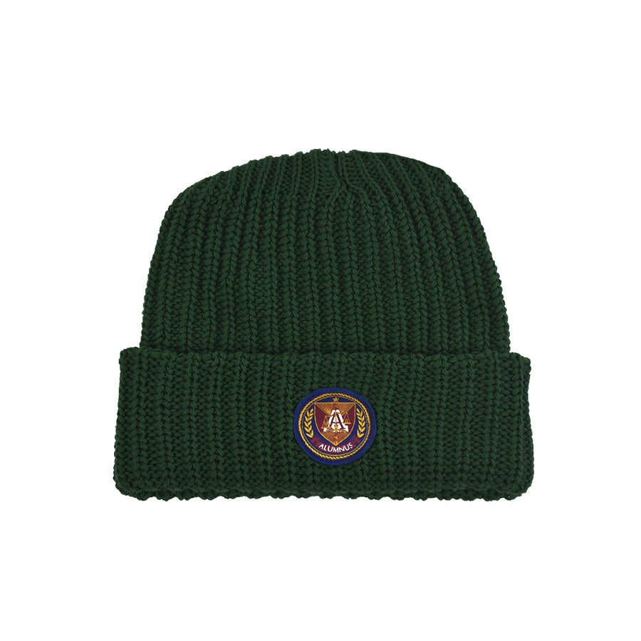 Knit Beanie - Evergreen