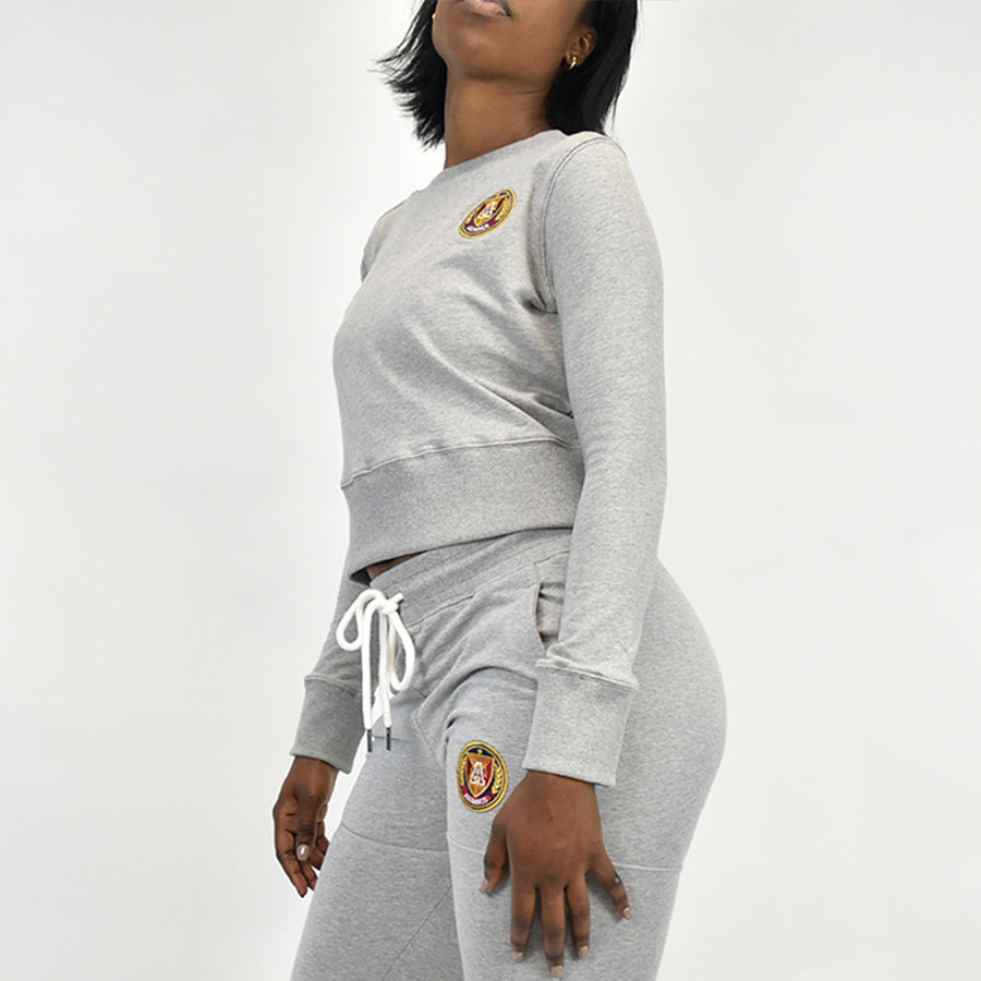 Women's Crewneck - Grey