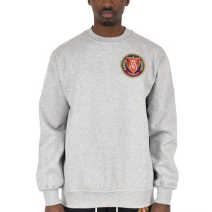 "Men's ""Big Logo"" Crewneck - Grey"